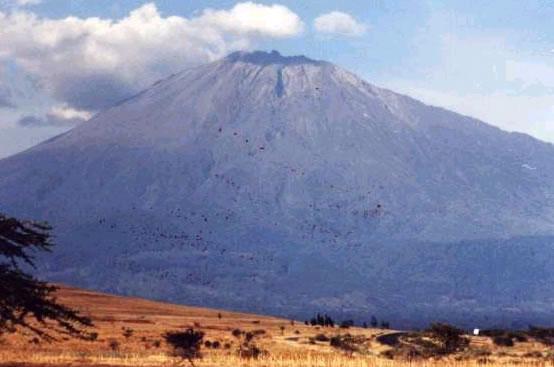 Mount Meru climbing, Arusha national park | Kilimanjaro climbing ...