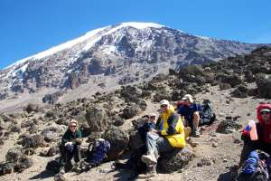 Climb Kilimanjaro machame route on budget trip booking