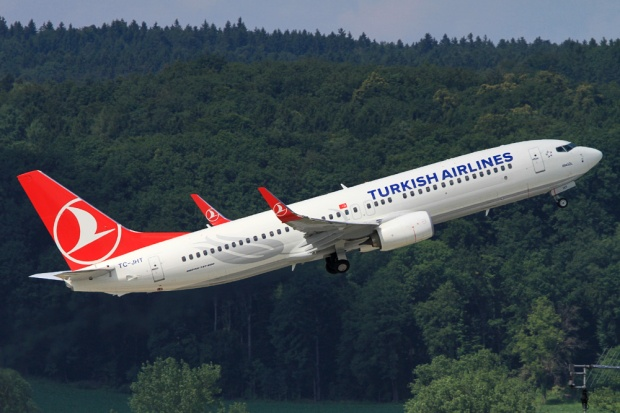 Turkish Airlines Kilimanjaro